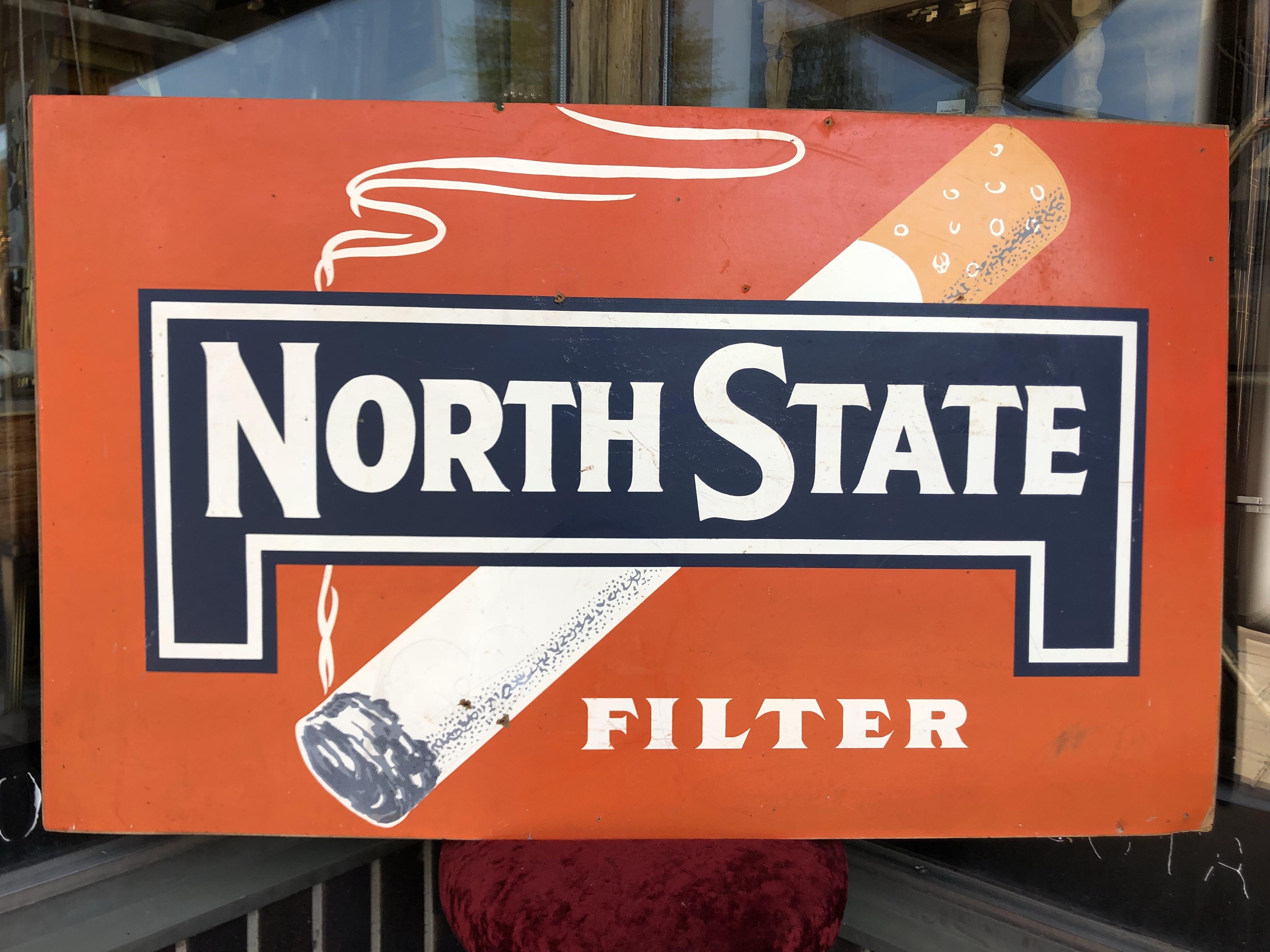 Tupakkamainos